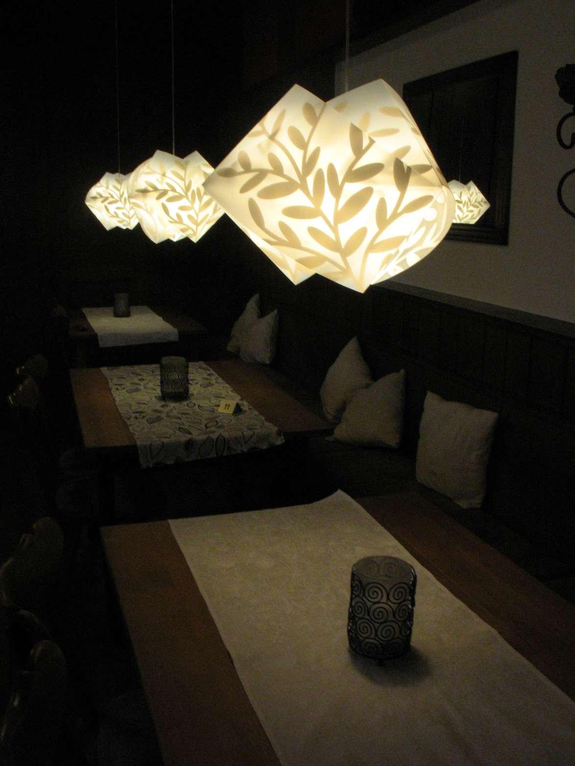 Gasthaus Kandelblick Licht