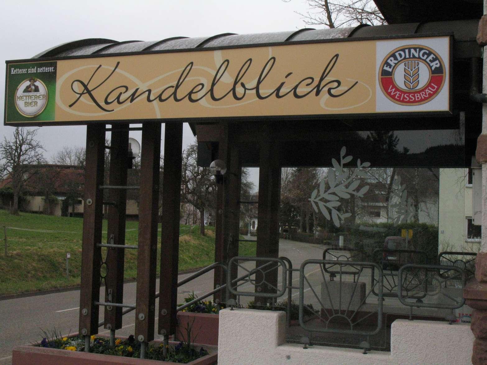 Gasthaus Kandelblick Logo