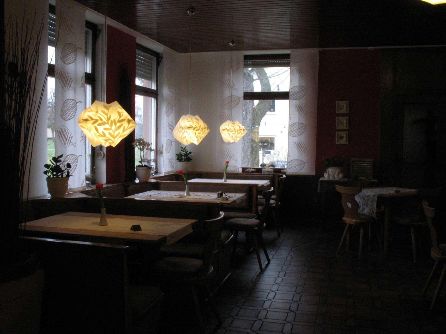 Gasthaus Kandelblick Raum
