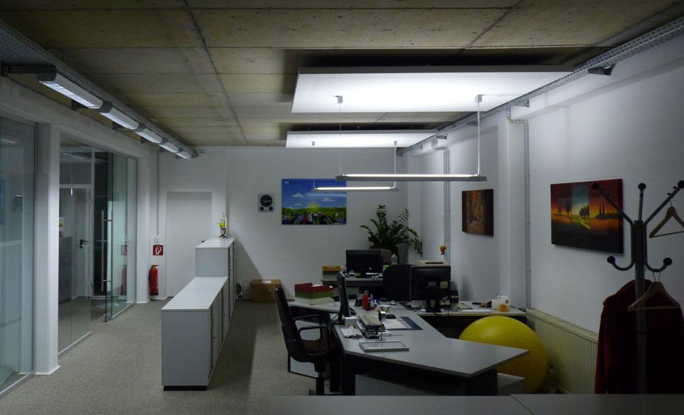 Büro Lichtplanung in Freiburg
