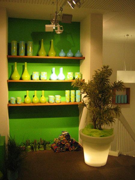 Gewerbekunden Lichtplanung - Floristik